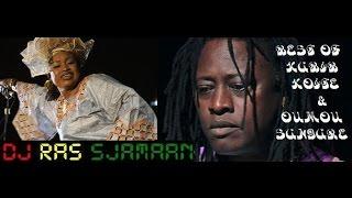The Best Of Habib Koité & Oumou Sangare (Mali) Part 2 mix by DJ Ras Sjamaan