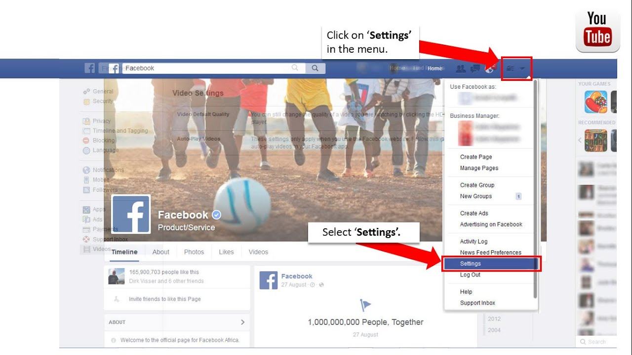 How To Change The Quality Of Videos On Facebook