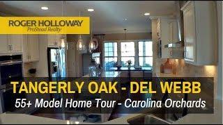 TANGERLY OAK Model Floor Plan Tour - Pulte Del Webb