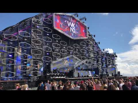live @ Weekend Festival Baltic 2017