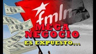 EXPONEN MEGA NEGOCIO DEL FMLN y magistrados del TSE salen con NUEVA CHABACANADA