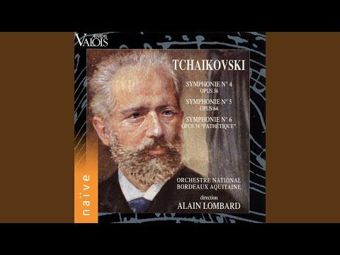 "Symphonie No. 6, Op. 74 ""Pathétique"": IV. Finale. Adagio Lamentoso"