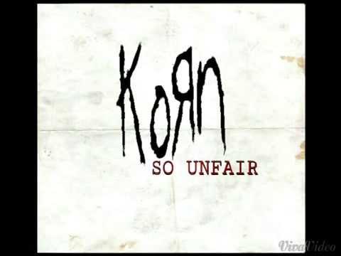 """KoRn - """"So Unfair"""" (New Song, With Lyrics)"""