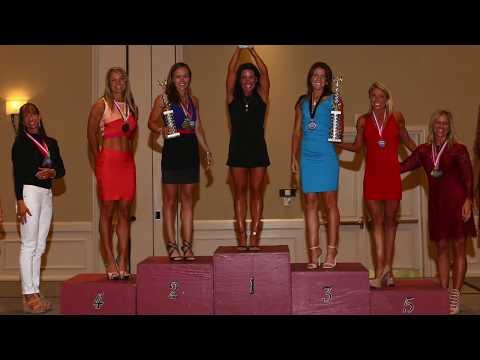 Gina Raines Overall Champion 2016 Tri Fitness World Challenge In Tampa, Fl