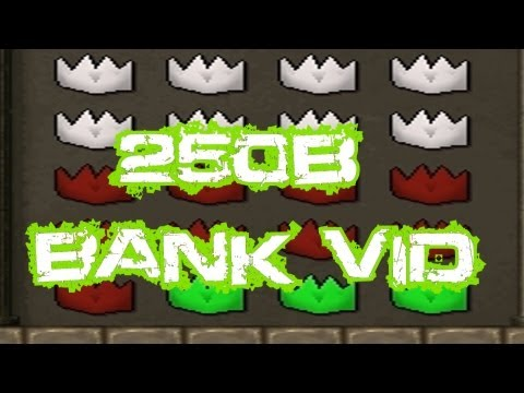 Fishy 250B+ Bank Vid + 4B Giveaway With Commentary