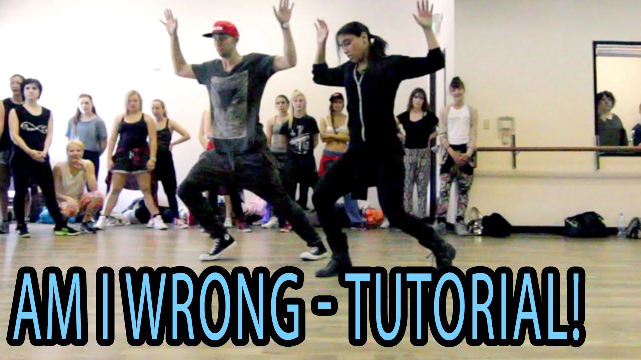 AM I WRONG - Nico & Vinz Dance Tutorial | @MattSteffanina ...