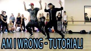 am i wrong nico vinz dance tutorial   mattsteffanina choreography dancevidslive