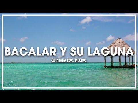 Bacalar, Quintana Roo y su laguna de 7 colores