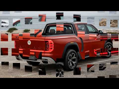 Five Cool Things About 2019 Volkswagen Atlas Cross Sport and Tanoak Concepts [Lastest News]