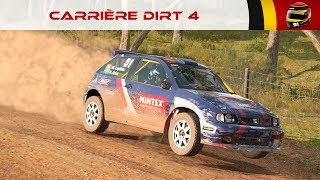 DiRT 4 - Carrière #10 : Kit-Car ou Kiffe-Car ? [2K]