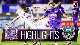 サンフレッチェ広島vs川崎フロンターレ J1リーグ 第25節