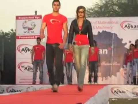 Dr Aykan Denim Fashion Show New Delhi 2010