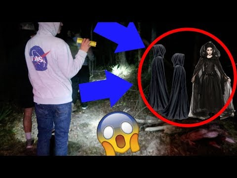 Chased Out by a CULT at the HAUNTED BRIDGE?! (Haunted Bridge Series Part 3 of 3)