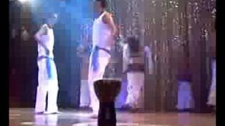 BELLY DANCE DANZA ORIENTAL   NATASHA ADIR  SU GRUPO  I ,,AIRE DE BULGARIA,Eurovision 2007