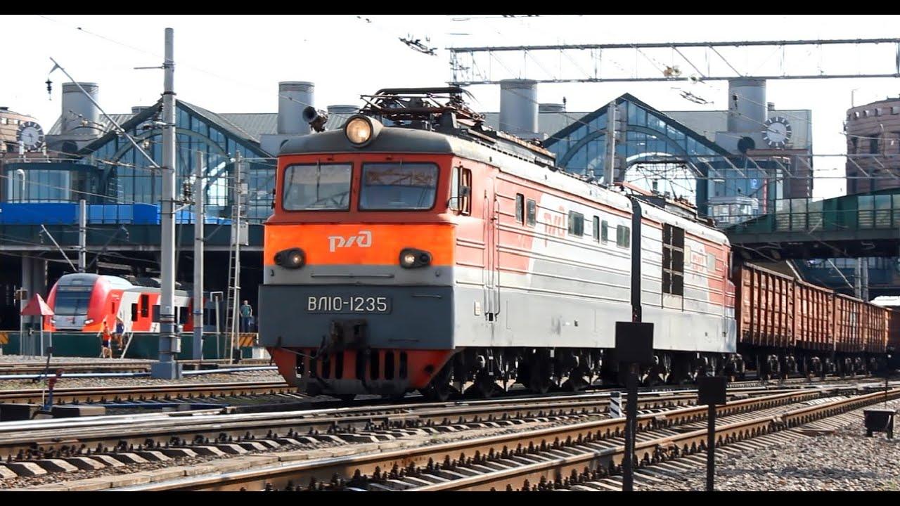 Movie, russian railways is plastic