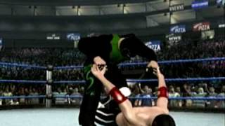 Super Dragon: Music Video/WWE Smackdown vs Raw 2009