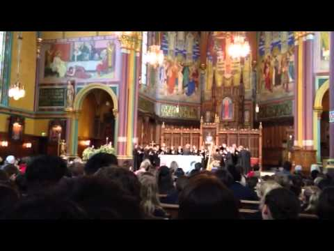 """""""Balulalow"""" by the Cathedral of the Madeleine Choir"""