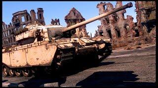 Wait? A GOOD British Tank? (War thunder)