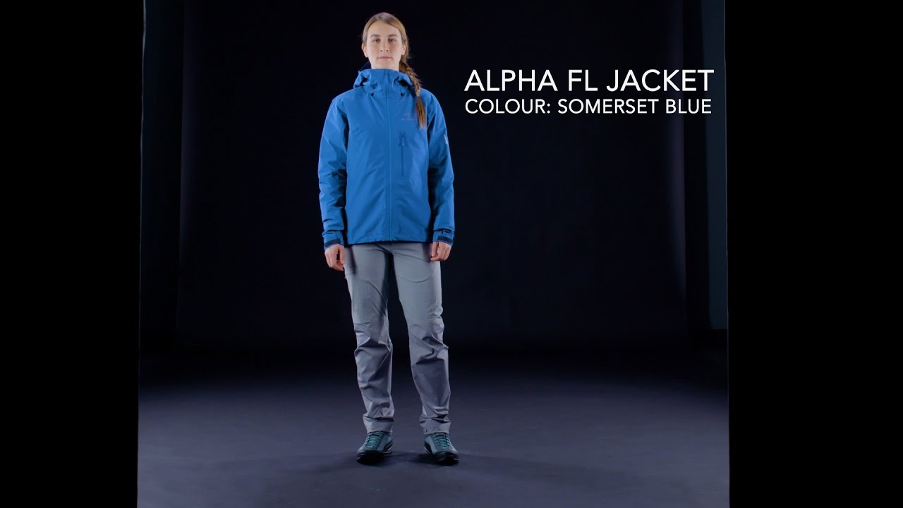 Alpha fl jacket
