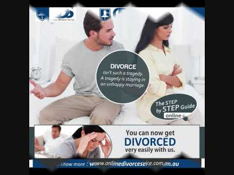 Online divorce qld