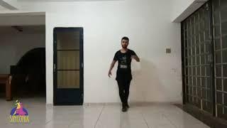 Samba de Gafieira - Sequência Intermediária para DAMAS/CONDUZIDOS - Prof Leo Santana