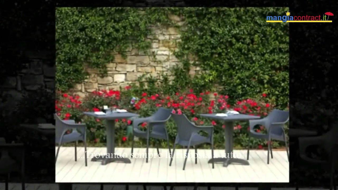 arredo giardino scab nardi mangia arredamenti contract rivenditore autorizzato youtube