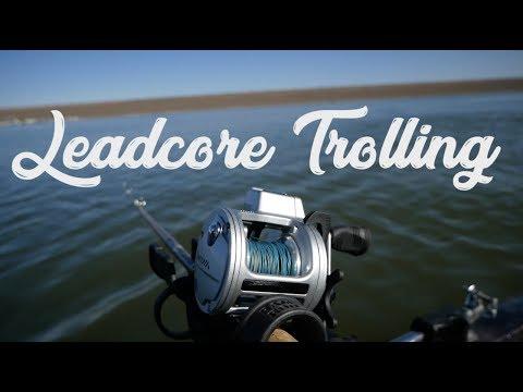 Trolling Leadcore For Walleye