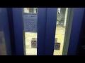 【アナンウスが面白い おまけもあります】仙台市地下鉄東西線 八木山動物公園駅 エレベーター