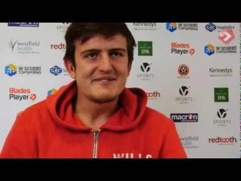 Harry Maguire on New York trip