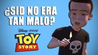 ¿Sid no era tan malo? | Toy Story - Spoilers y Teorías