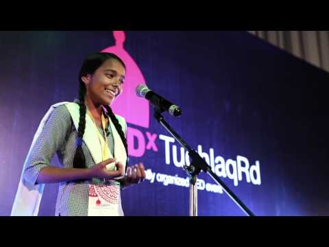 Creative Design in Education | Teach in India | TEDxTughlaqRd