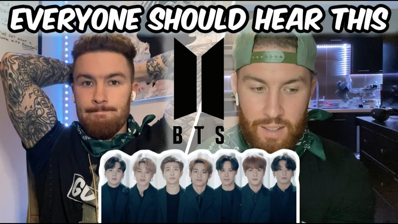 Twins Reaction to BTS (방탄소년단) Speech at the 75th UN General Assembly - EVERYONE SHOULD HEAR THIS