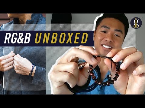 a0426b99d RoseGold and Black First Look   Unboxing & Review   Accessories For A  Modern-Day Gentleman - YouTube