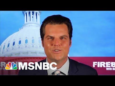 Rep. Gaetz Turns On Fox News After Sex Crimes Probe Blackout