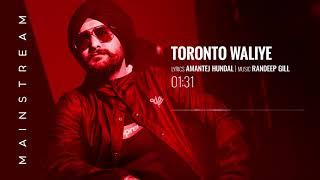 Gambar cover TORONTO WALIYE - Amantej Hundal | MAINSTREAM (Full Album) | Audio | Latest Punjabi Songs 2020