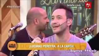 Luciano Pereyra - Me gusta amarte en La Peña de Morfi 2018