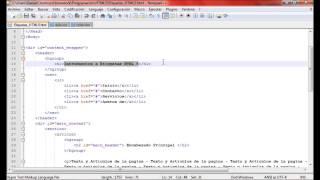 2. Etiquetas de HTML 5