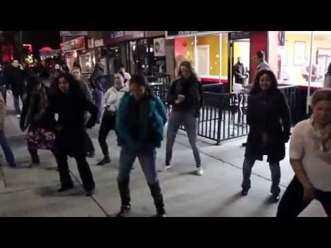 Toronto Flamenco Flash Mob
