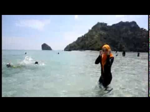 Honeymoon at Ao Nang / Krabi / Thailand (From Malaysia to Krabi) 2013