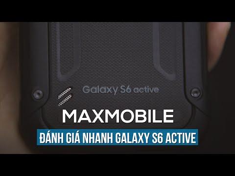 Samsung Galaxy S6 Active: Khi Galaxy S6 tích hợp ốp chống nước + pin dự phòng!