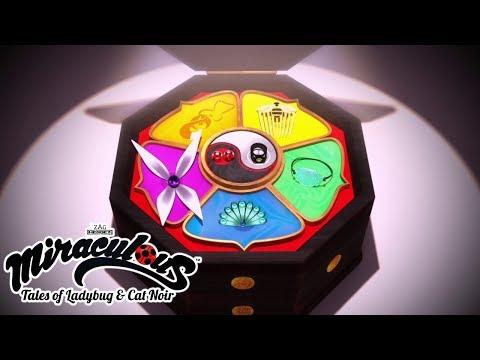 MIRACULOUS | 🐞  Origins - Part 1 🐞 | Tales of Ladybug and Cat Noir
