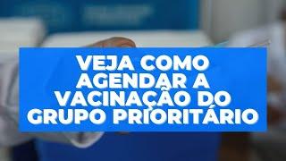 Covid-19: saiba como agendar e onde vacinar grupos prioritários em cidades do Grande Recife