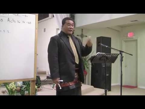Rev. Vili Hefa...PRAISE & WORSHIP...Part 1...Friday Night