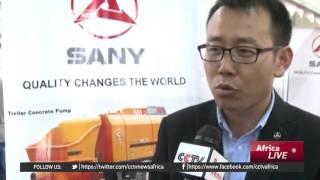 CCTV: Ethiopia International Construction Exhibition