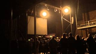 Ben Frost - Track (Live @ Moscow, Pipl - 23.11.2014)