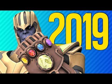 BADGER'S BEST OF 2019