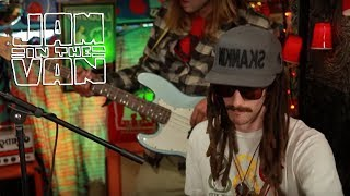 "SUN DRIED VIBES - ""Trouble"" (Live from California Roots 2015) #JAMINTHEVAN"