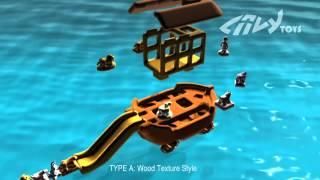 Noah's Ark - Wood Color Type