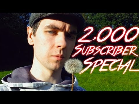 2,000 Subscriber Special | THAT'S INCREDIBLE!! | Thank you all so so much!