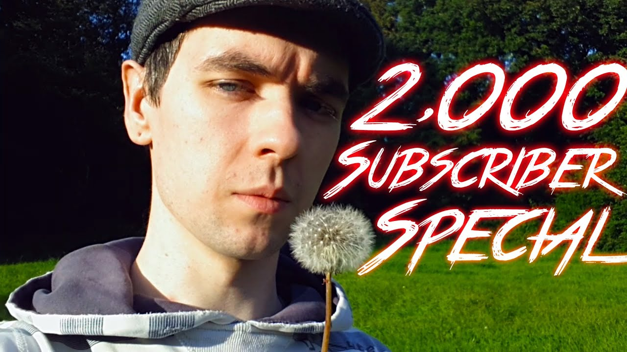 1000 subscribers special thank you all 1of4 6